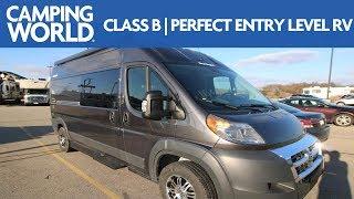 2018 Sunlight V1 | Class B Motorhome - RV Review: Camping World