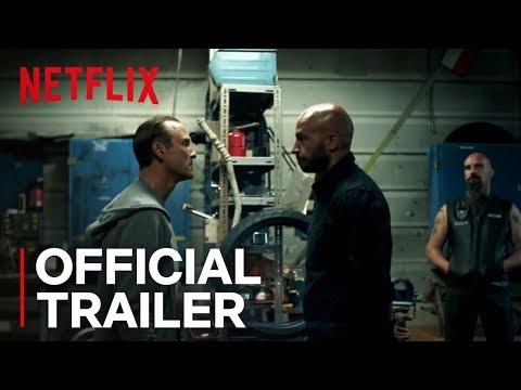 Warrior | Official Trailer [HD] | Netflix