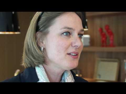 Interview met Arlette Gilbert, Commercieel directeur Bilderberg