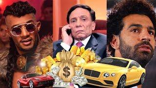 اغنياء مشاهير العرب - تعرف علي ثرواتهم الهائلة