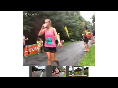 2013 Athleta Iron Girl Columbia