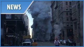 """BREAKING: """"Explosion"""" reported in New York"""