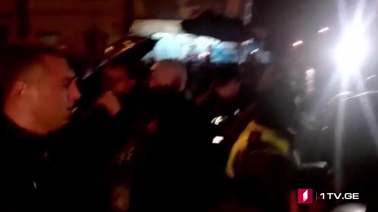 სასწრაფოდ: ბათუმის მიმართულებით ტრანსპორტის მოძრაობა პარალიზებულია [ვიდეო]