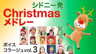 クリスマスソングメドレー Christmas Medley from Sydney / ボイスコラージュ第3弾
