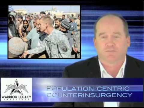 counterinsurgency VS counterterrorism