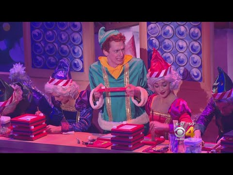 Holiday Classic 'Elf' On Stage At The Arvada Center