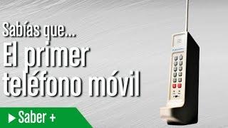 Sabías que...Motorola Dynatac, el primer teléfono móvil