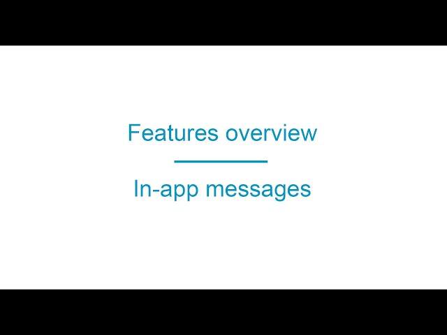 Apprikator.com In-App Messages