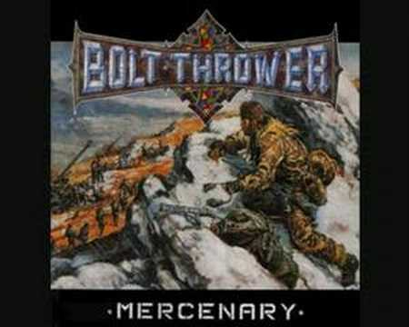 Bolt Thrower - Powder Burns