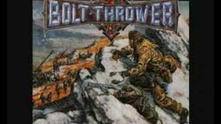 Watch Bolt Thrower Powder Burns video