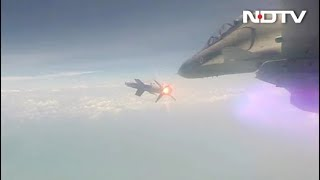 Watch: Air-To-Air Missile Astra Test Fired From Sukhoi Su-30MKI