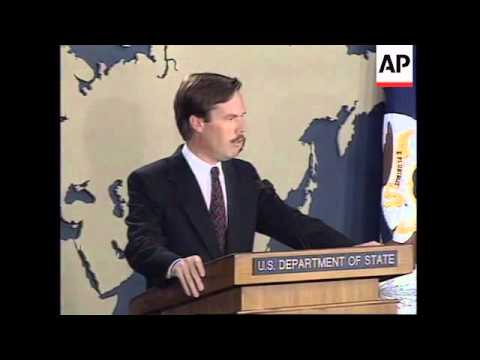 USA/LIBERIA: MARINES KILL 3 IN EXCHANGE OF FIRE NEAR US EMBASSY
