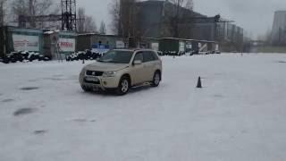 """Обучение экстремальному вождению от Центра вождения """"Карбон"""""""