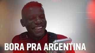 BORA PRA ARGENTINA: SÃO PAULO X TALLERES (ARG)   SPFCTV