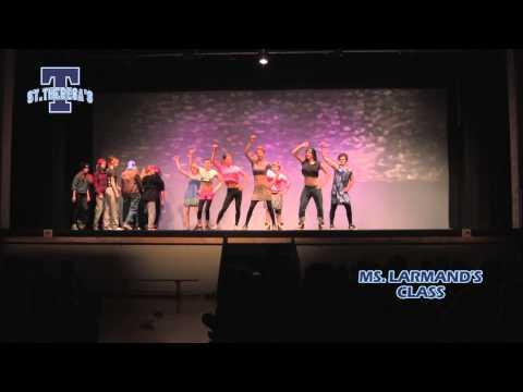 St. Theresa's Catholic High School: Lip Sync 2014