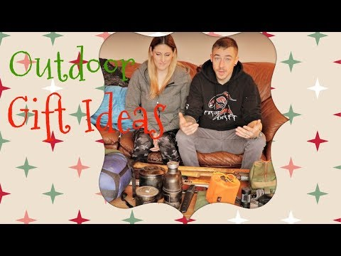 16 Gift Ideas For The Outdoor Lover, Christmas Ideas Camping, Bushcraft