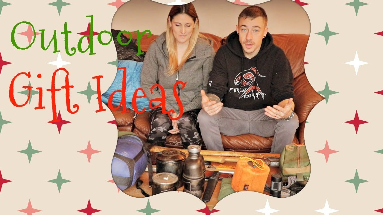 16 Gift Ideas For The Outdoor Lover Christmas Ideas Camping Bushcraft