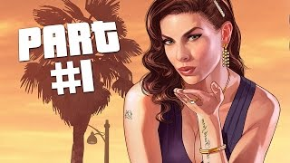 "Grand Theft Auto 5 PS4 - First Person Mode Walkthrough Part 1 ""North Yankton Heist"" (GTA 5 Gameplay)"