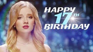 Jackie Evancho - Happy 17th Birthday