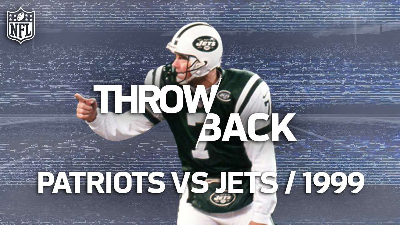 1363e5bf That Time a Punter Played QB for the Jets and Threw 2 TD's   NFL Vault  Stories