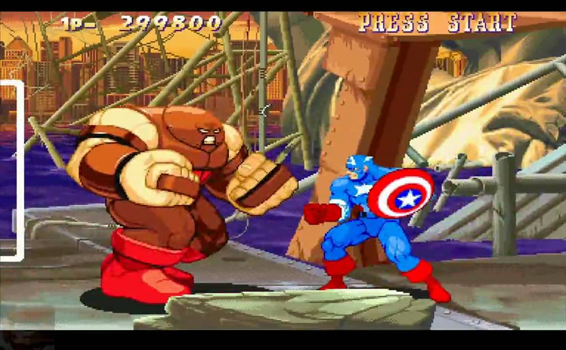 MooMaster Presents: Marvel Super Heroes Playthrough - Juggernaut Part 1/2