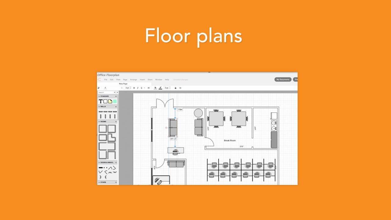Floor Plan For Mac You