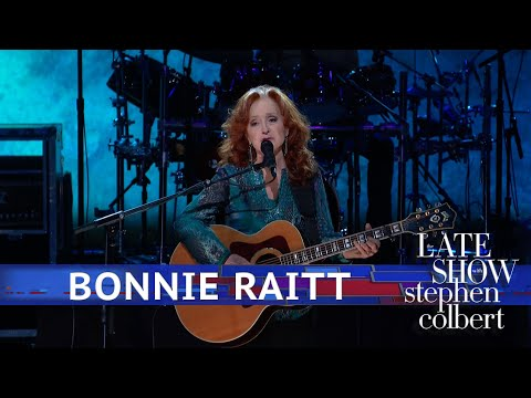 Big Jim - At Work - WATCH: Bonnie Raitt sings Angel of Montgomery on Colbert