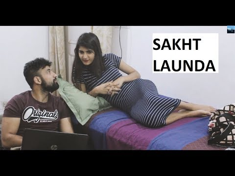 When sakht launda shares a flat with hot girl Part 2 | Idiotic Launda Ft Rahul Sehrawat