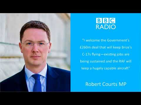Robert Courts on BBC Radio Oxford 19.02.18