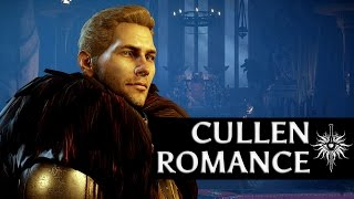 Dragon Age Inquisition - Cullen Romance - Safe and solid protecting and proud Coles comment