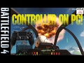 PC Attack Helicopter TOW Shots using a PS4 controller | Battlefield 4 PC TOW Shots | 2K/ 1440p 60fps