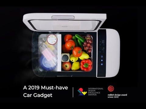 iFreezer Go20, the Future Car Freezer
