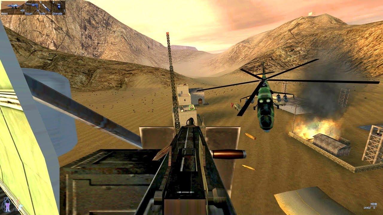 Download Helicopter Assault - IGI 2: Covert Strike