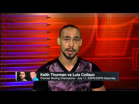 Making The Rounds: Keith Thurman interview