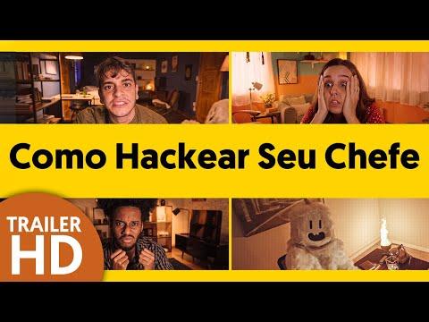 Como Hackear Seu Chefe - Trailer (HD) - 2021 - Comédia | Victor Lamoglia | Thati Lopes | Filmelier