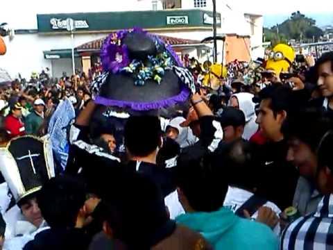 ENCUENTRO EN LA MUERTEADA DE SAN JOSE EL MOGOTE VS. GUADALUPE ETLA 2013