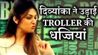 Divyanka Tripathi SLAM Troller who called her �...