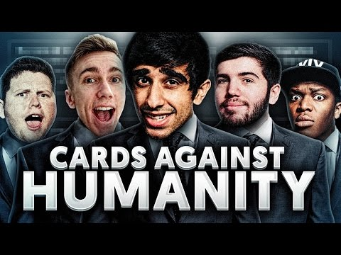 FIRING SHOTS! - CARDS AGAINST HUMANITY