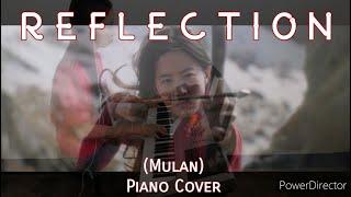 Reflection (mulan 2020 ost) piano cover ...