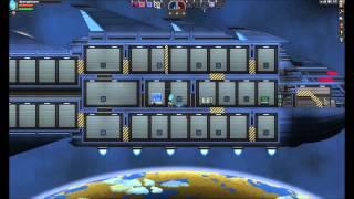 Starbound [Upbeat Giraffe] : All Hylotl Ship upgrade