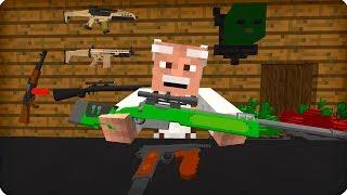 Дед Тимофей! [ЧАСТЬ 25] Зомби апокалипсис в майнкрафт! - (Minecraft - Сериал)