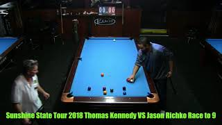 Video Finals  Thomas Kennedy VS  Jose DelRio  2018 Sunshine State Tour download MP3, 3GP, MP4, WEBM, AVI, FLV Januari 2018
