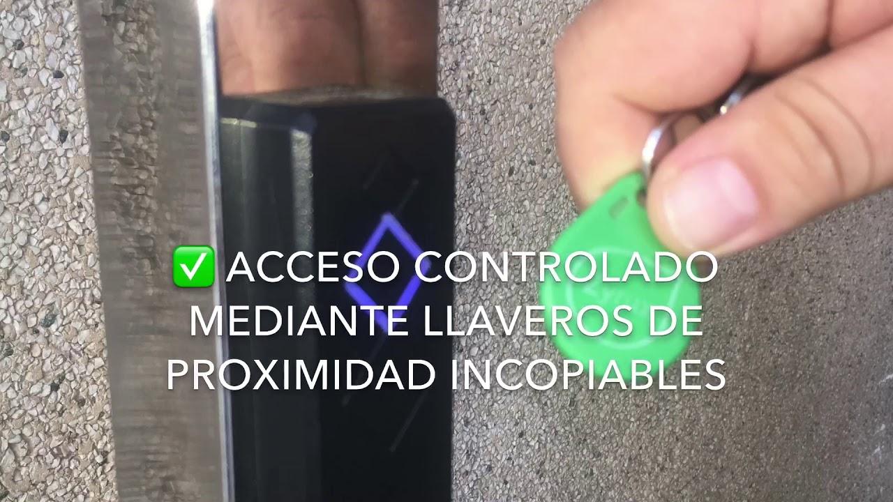 Sistemas de Control de Acceso.