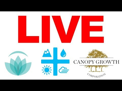 Aurora Cannabis Earnings Preview LIVE! ACB Stock News And Analysys Friday Trading LIVE TILT Holdings