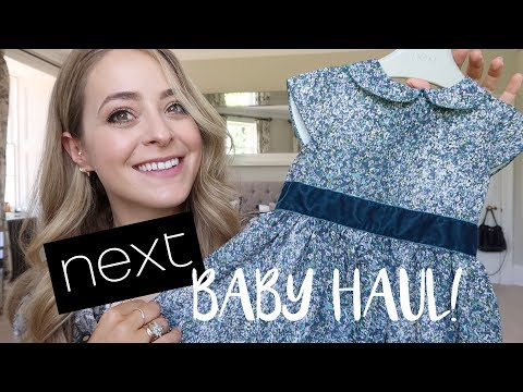 Big BABY CLOTHING Haul | Fleur De Force