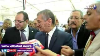 محافظ كفر الشيخ يفتتح معرض «خير بلدنا» .. فيديو وصور
