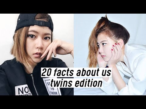 20 Interesting Facts About Us (Twins edition) | Q2HAN