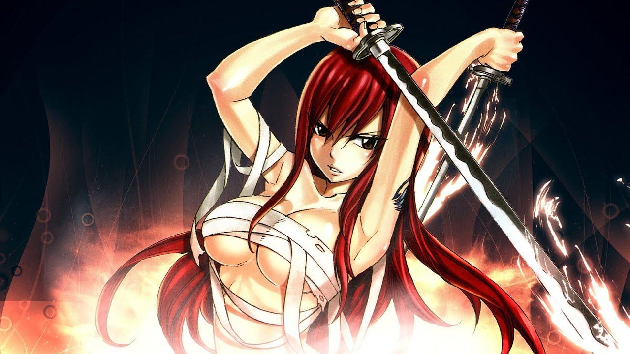 Top 12 Swordsman in Anime