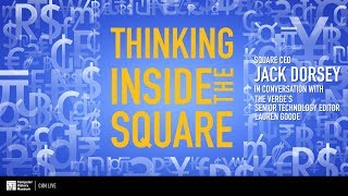 CHM Live   Thinking Inside the Square: A conversation with Square CEO Jack Dorsey