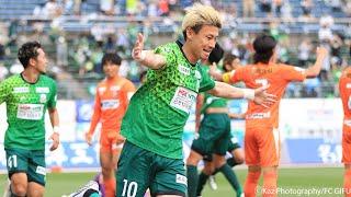 FC岐阜vsテゲバジャーロ宮崎 J3リーグ 第11節